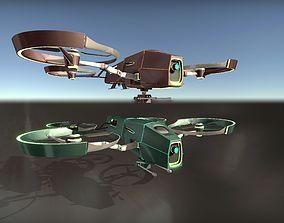 Combat Assault Drone 3D