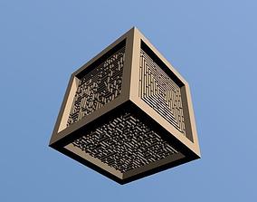 3D model CubeMaze