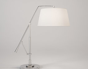 3D furniture Ralph Lauren Nolan Loft Table Lamp