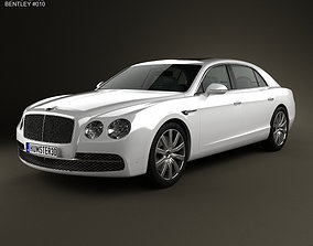 Bentley Flying Spur 2014 3D