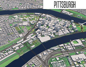 Pittsburgh 3D