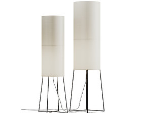 Filumen Column 3D model