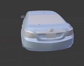 2013 Buick 3D asset