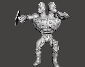 3D printable model TWO BAD MOTU VINTAGE ACTION FIGURE