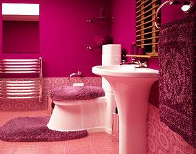 3D Bathroom architectural