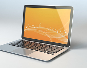 3D Presentation Laptop