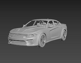 3D printable model Dodge Charger SRT 2020 Body For