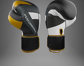 3D Boxing Gloves glove