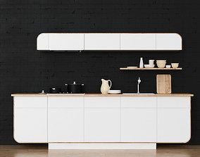 3D oven Kitchen