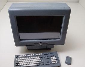 3D print model SGi Monitor Raspberry Pi Case