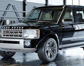 2006 Custom Land Rover Discovery 3 3D