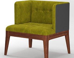 Chair Wendy porada 3D model living