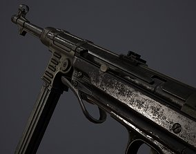 3D model MP40 - WWII