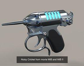 3D model Cosplay sci-fi guns