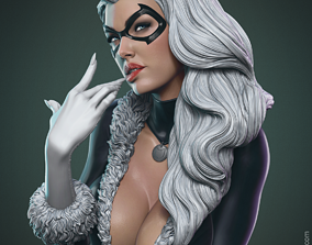 Black Cat 3D printable model