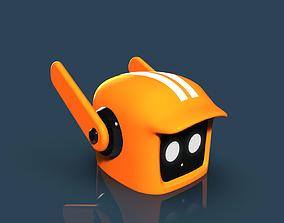 3D printable model Little bot