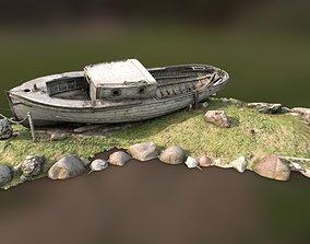 various Ship Wreck 3D