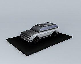 3D Estate car