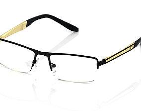 optical 3D print model Eyeglasses for Men and Women