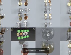 light collection 1 3D