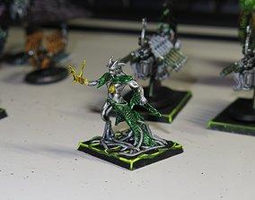 EPIC - ARMAGEDDON SET 12- XenoCyborg 3D print model 2