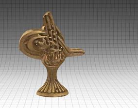 3D model Islam Allah