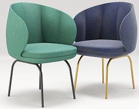 Vuelta Wittmann Chair 3D model