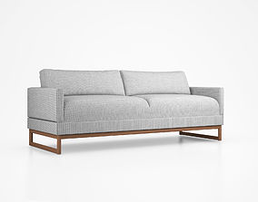 3D Diplomat Sleeper Sofa by Blu Dot