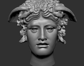 3D print model Medusa Rondanini Versace