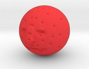 Blood Moon 3D model