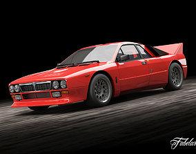 3D model Lancia 037 Stradale