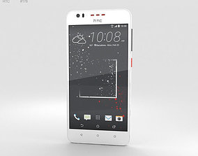 desire 3D HTC Desire 825 White Splash