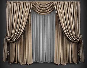 Curtain 3D model 58