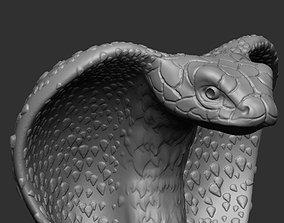 3D printable model Snake animal