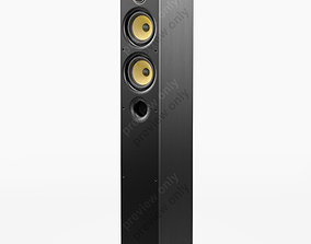 Bowers and Wilkins 684 S2 Black Ash 3D