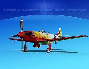 P-51 Mustang Sport V12 3D