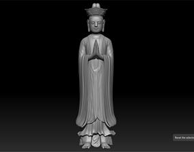 Buddha 3D model 3