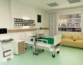 3D model Patient Room