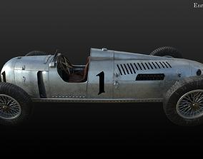 3D Auto Union Tye D 1936