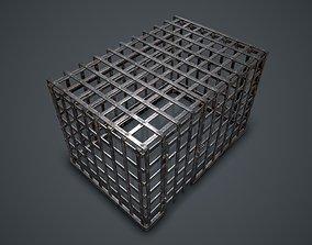 3D model Metal Cage