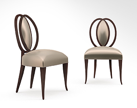 3D Christopher Guy SIDONIE chair