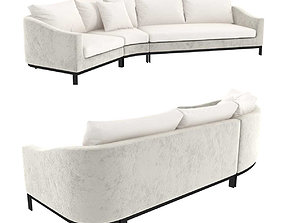 Dom sofa by Christophe Delcourt 3D model