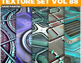 Scifi Vol 88 - Game PBR Textures 3D asset