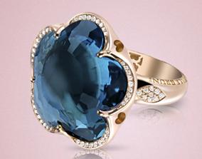 jewelry Pasquale Bruni Bon Ton ring 3D printable model