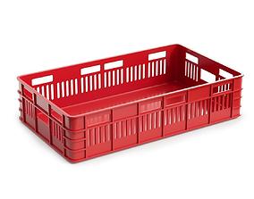 3D Plastic Food Storage Box