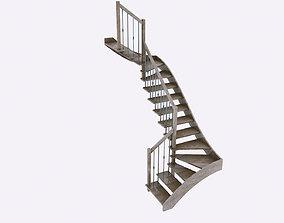 interior stair 3D