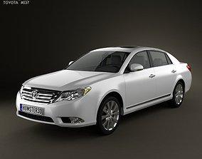 3D model Toyota Avalon 2012