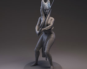 Shaak Ti Classic Outfit 02 3D print model