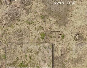 3D model Aerial texture 309