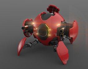 lego robot 3D
